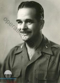 Lt Col Edward SACHS, Battalion commander