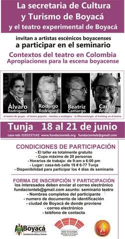 Teatro Experimental de Boyacá