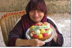 Agnès Varda 2005