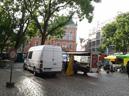 Markt in Oldenburg (OL)