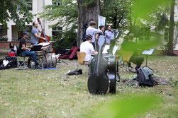 Filu Mela – Jazz in den Höfen, Foto: Antonia Richter (gatonia.de)