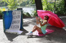 "Walk-Act ""Amelia"", Foto: Antonia Richter (gatonia.de)"