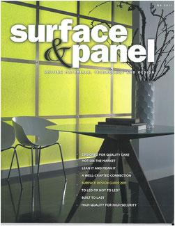 surface & panel Q4 2011