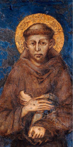 Franz von Assisi: ein Sinn- und Gottsucher