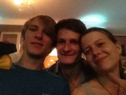 Freunde Couchsurfing
