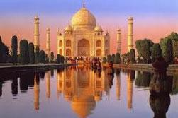 Taj Mahal, Agra, Uttar Pradesh, Indien. Foto: picture-alliance / Bildagentur ...  welt.de