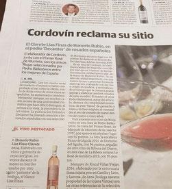 スペインのベストロゼワインの評価