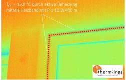 DIN 4108 Mindestwärmeschutz - frsi Faktor Wärmebrücke - Bewertung Wärmebrückenberechnung