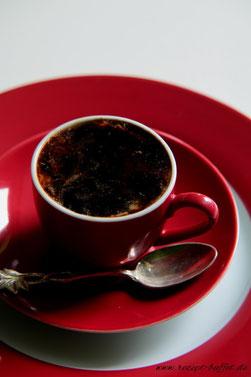 Espresso zum vernaschen