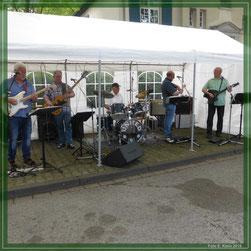 Die Band UNITED 4   Foto: E. KLein