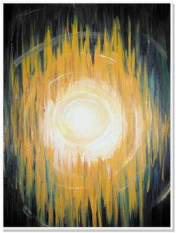 Seele will tanzen, solange in uns das lebendige Licht der Schöpfung wirkt