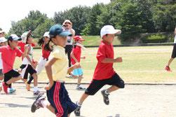 スポーツバランス 子供の運動指導 走力向上 運動能力向上