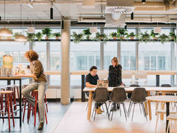 Top 5 coworking spaces in Hamburg