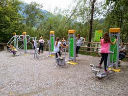 Kids-Training with fun