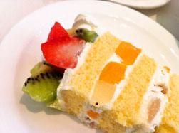 ララシャンス博多の森ウェディングケーキ