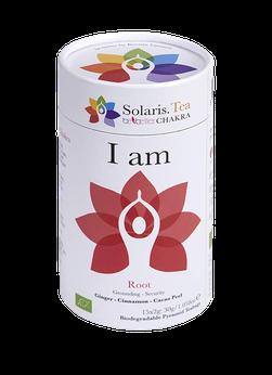 I am – Muladhara Chakra Gewürzmischung - be better Chakra Yoga by Kerstin Linnartz