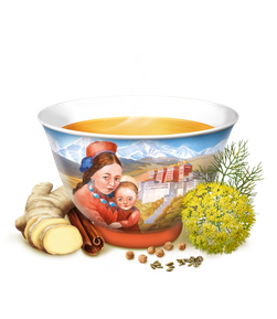 Yogi Tee Himalaya  Ayurvedische Teemischung Empfehlung Anzeige
