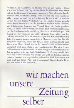 Autoren: Stefan Kessler, Peter Marquard, Pius Schmid, Hans-Peter Vieli, Niklaus Meienberg