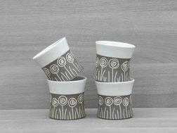 tasses à café - 9€ l'unité