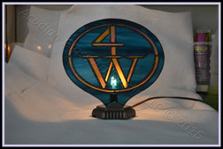 Four Winds Lamp