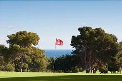 Campo de Golf Villamartín 29 km van Villa Casa del Lago
