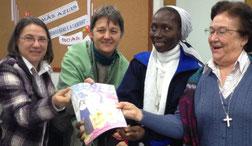 Equipe Geral: Rosãngela M. Altoé, Norma, Maria Beatrice e Nuria Bayo