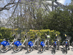 Australien, Australia, Reisebericht Australien, Brisbane, Reisebericht Brisbane, City Bikes Brisbane, City Cycle Brisbane, CityCycle,