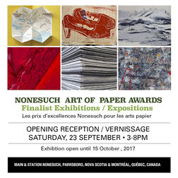 Nonesuch Art of Paper Awards