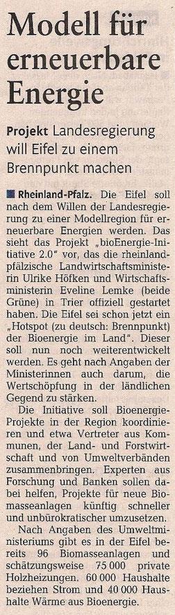 Rhein-Lahn-Zeitung vom 23.12.2014