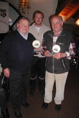 Um Sie behalten zu können, muss man 3 x gewinnen: die bissherigen Sieger: 2014 Freizeitclub - 2015 Braunviehzuchtverein