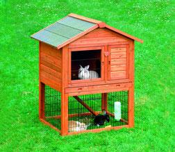 kaninchenstall hasenkäfig