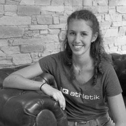 Ronja Klees, Sportwissenschaftlerin B. Sc. bei iQ athletik