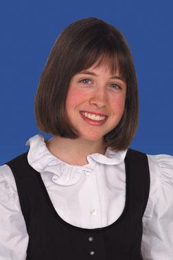 Alice Merton als Engelsstimme 2007