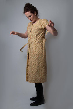 blouse à manchettes coton MELANIE