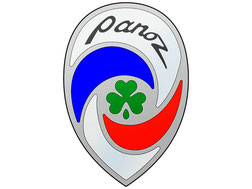 Panoz-Car Logo