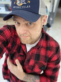 Steve Wacin - Inhaber SWAT - Friseur Moers