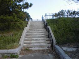 新門司港 階段の写真