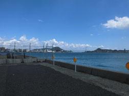 コウイカの釣り場 下関市