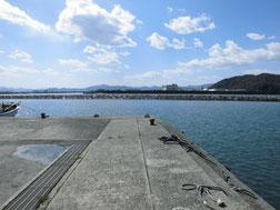 蓑島漁港 はこちらからどうぞ