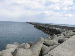 コウイカの釣り場 苅田町・行橋市