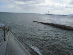 椎田干拓地海岸 はこちらからどうぞ