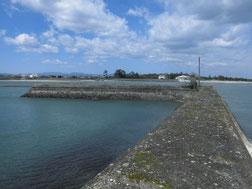 椎田漁港 はこちらからどうぞ