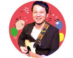 ギター教室の先生 杉浦悠司