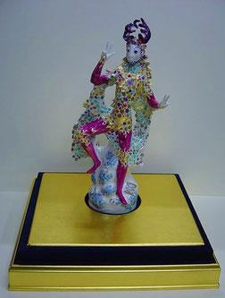 リヤドドロのポーセリン(磁器)人形