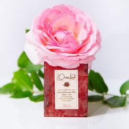 """Savon """"Rose absolue"""" miel"""