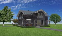 Schmitz Baugeschäft - Einfamilienhaus