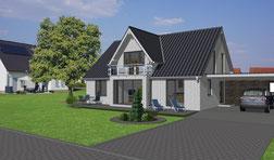 Schmitz Baugeschäft - Landhaus