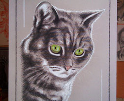 Portrait-animalier-crayon