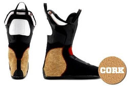 Nordica Innenschuh 3-D Cork Fit