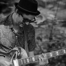 Jazz-Gitarrist, Musik zur Trauung, Ja-Wort, Hochzeitsmusik